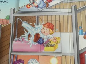 Poor Penny Plumber!